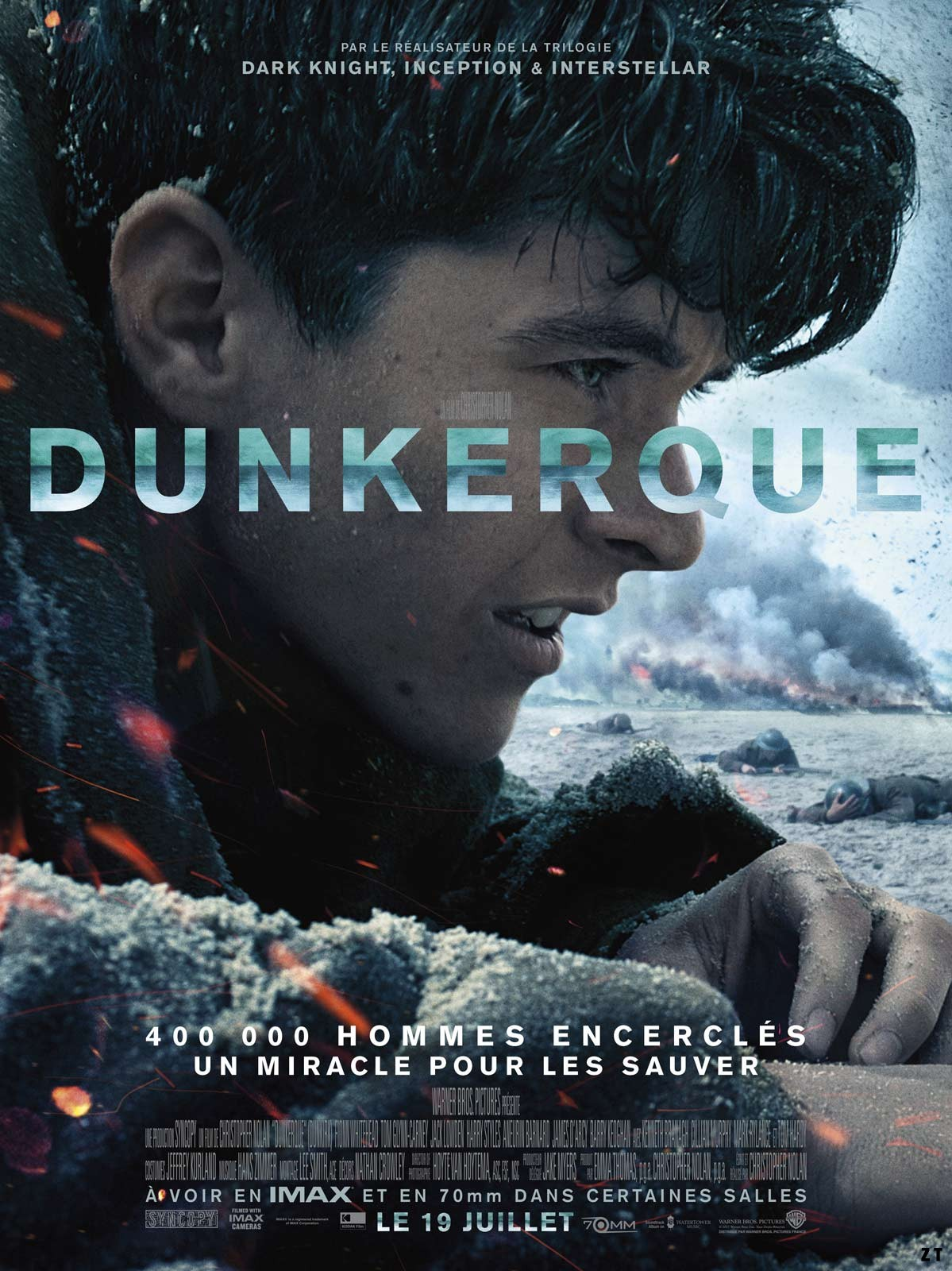Dunkerque FRENCH BluRay 720p 2017