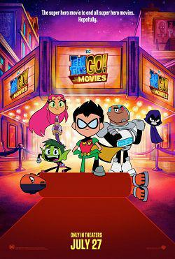 Teen Titans GO! To The Movies FRENCH WEBRIP 1080p 2018