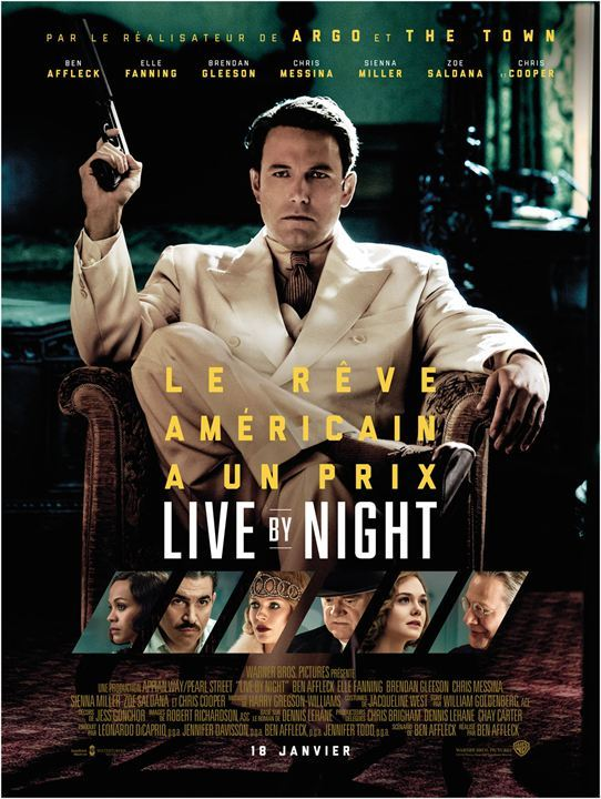 Live By Night FRENCH DVDRIP 2017