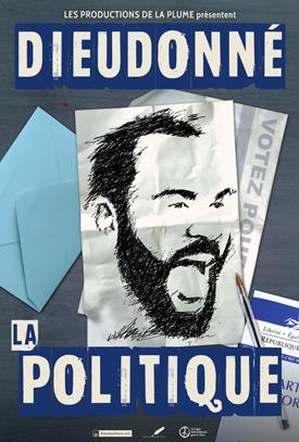 Dieudonne - La politique DVDRIP 2018
