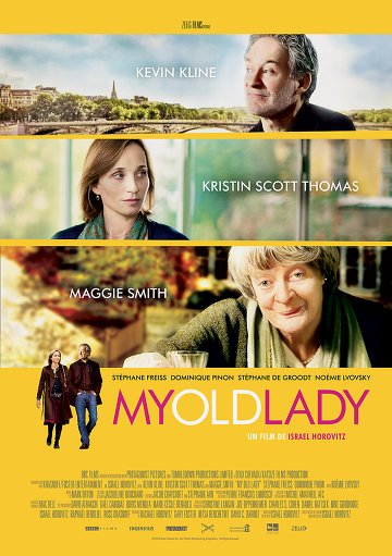 My Old Lady FRENCH DVDRIP 2015