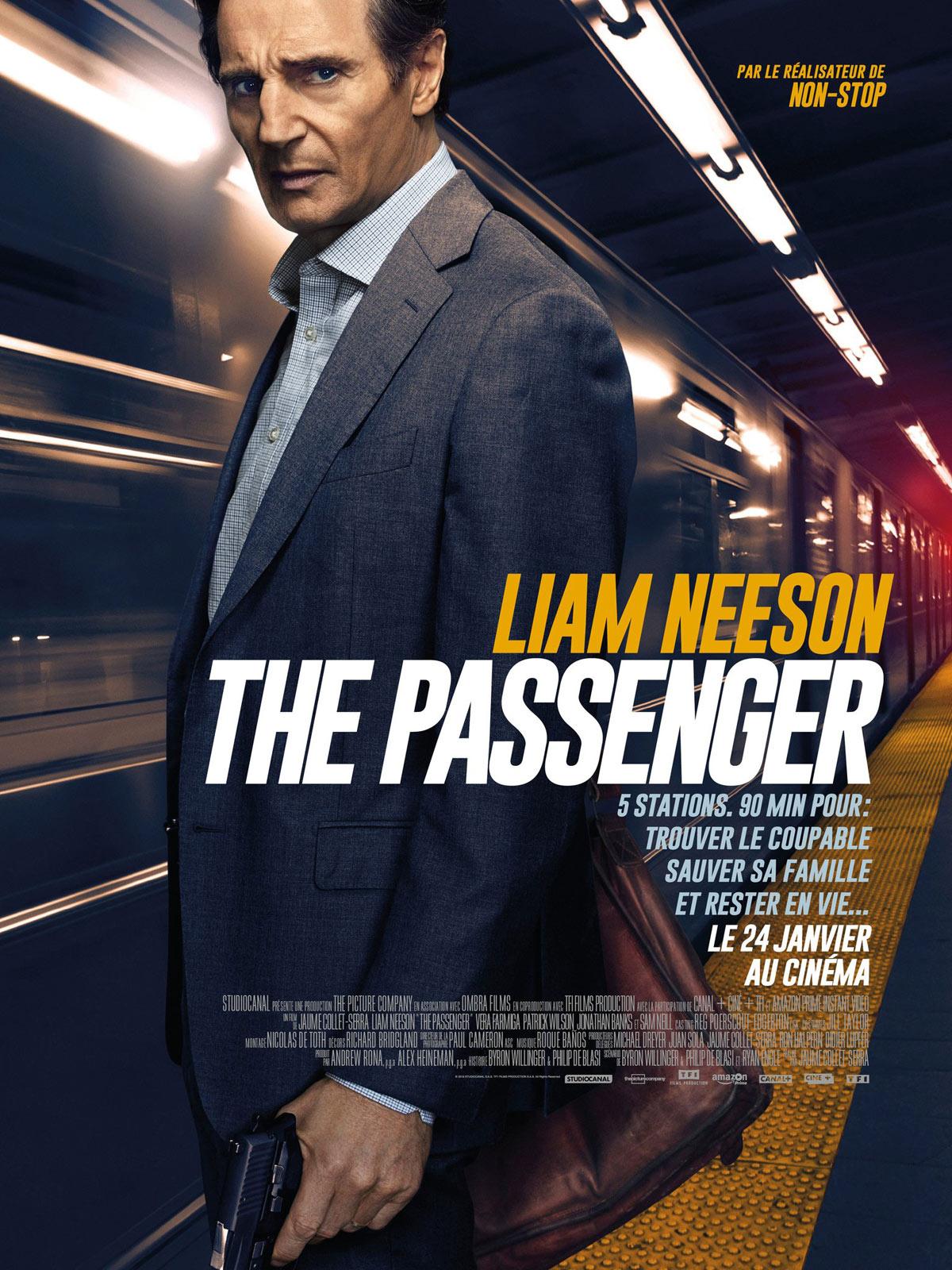 The Passenger FRENCH WEBRIP 1080p 2018