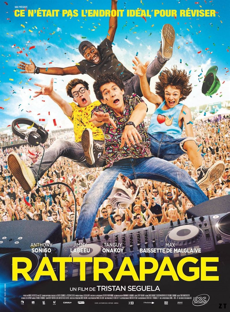 Rattrapage FRENCH WEBRIP 2017