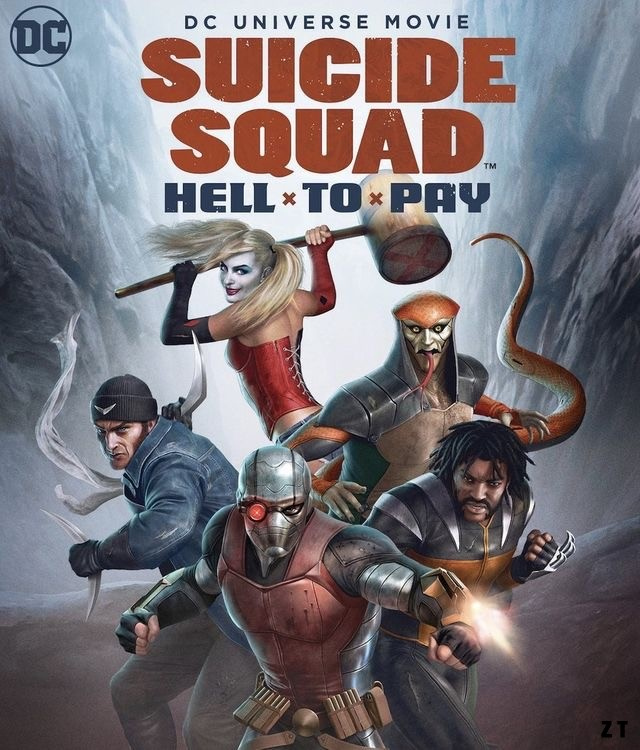 Suicide Squad : Hell To Pay FRENCH WEBRIP 720p 2018