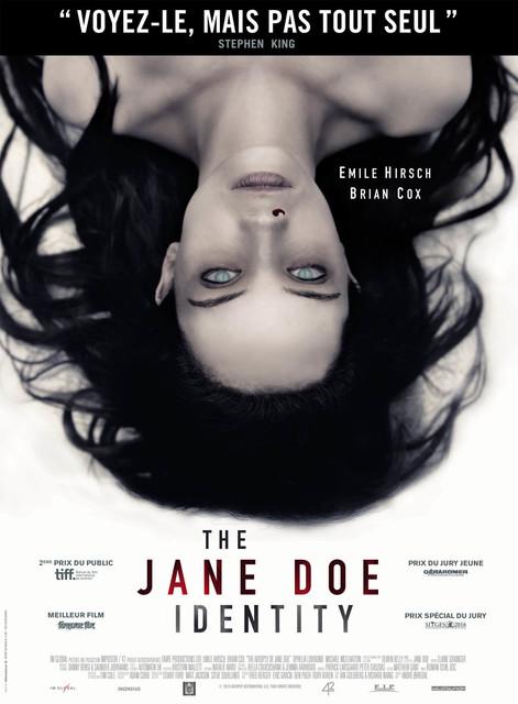 The Jane Doe Identity VOSTFR BluRay 720p 2017