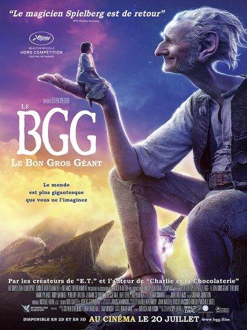 Le BGG – Le Bon Gros Géant TRUEFRENCH DVDRIP 2016