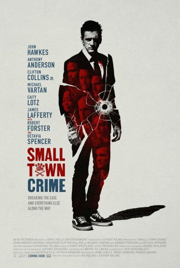Small Town Crime FRENCH BluRay 720p 2018