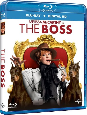 The Boss FRENCH BluRay 720p 2016