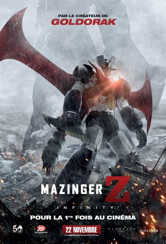 Mazinger Z FRENCH BluRay 1080p 2018