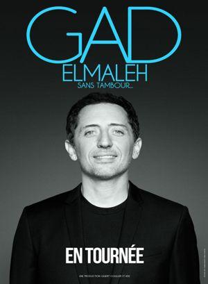 Gad Elmaleh - Sans Tambour FRENCH DVDRIP 2014