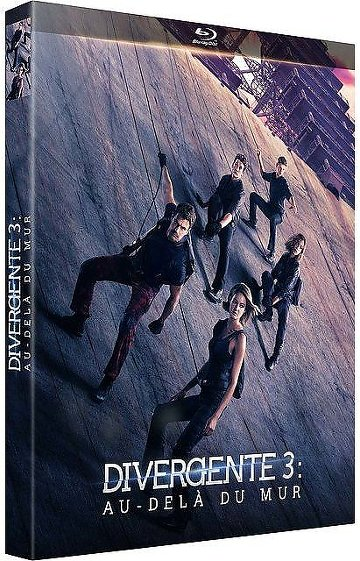 Divergente 3 : au-delà du mur FRENCH BluRay 1080p 2016