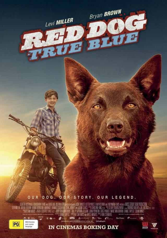 Red Dog: True Blue FRENCH WEBRIP 1080p 2018