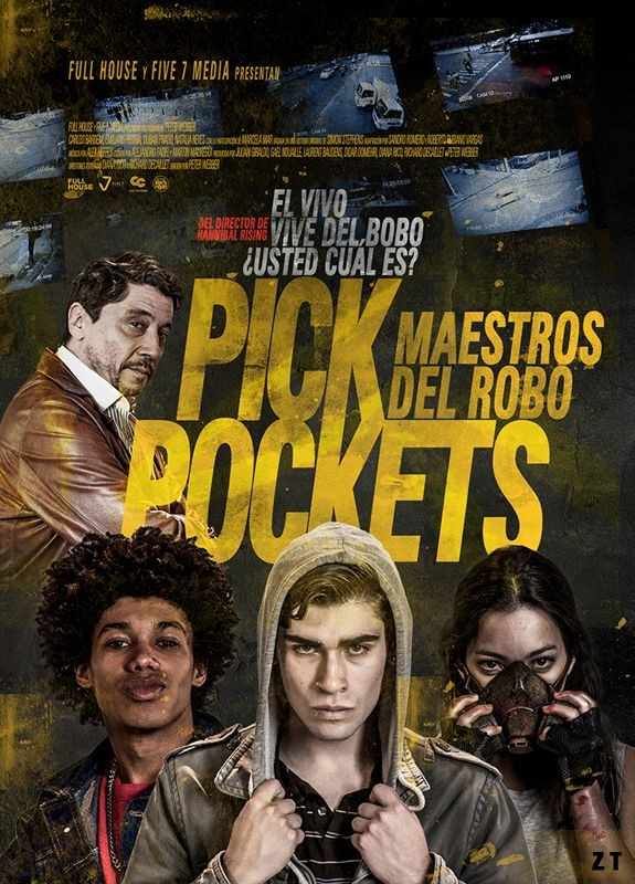 Pickpockets FRENCH WEBRIP 1080p 2018