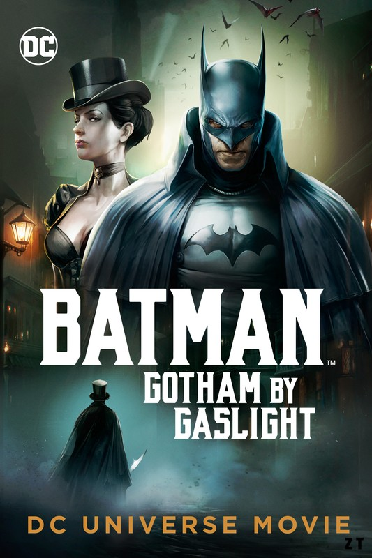 Batman: Gotham by Gaslight FRENCH DVDRIP 2018