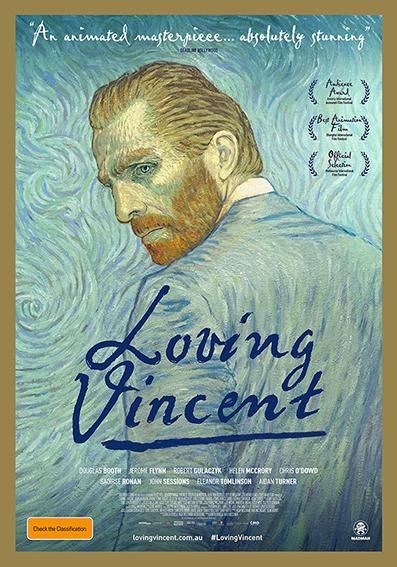 La Passion Van Gogh FRENCH BluRay 1080p 2018