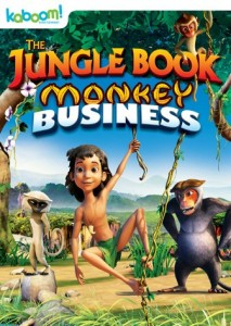 The Jungle Book : Monkey Business FRENCH DVDRIP 2014