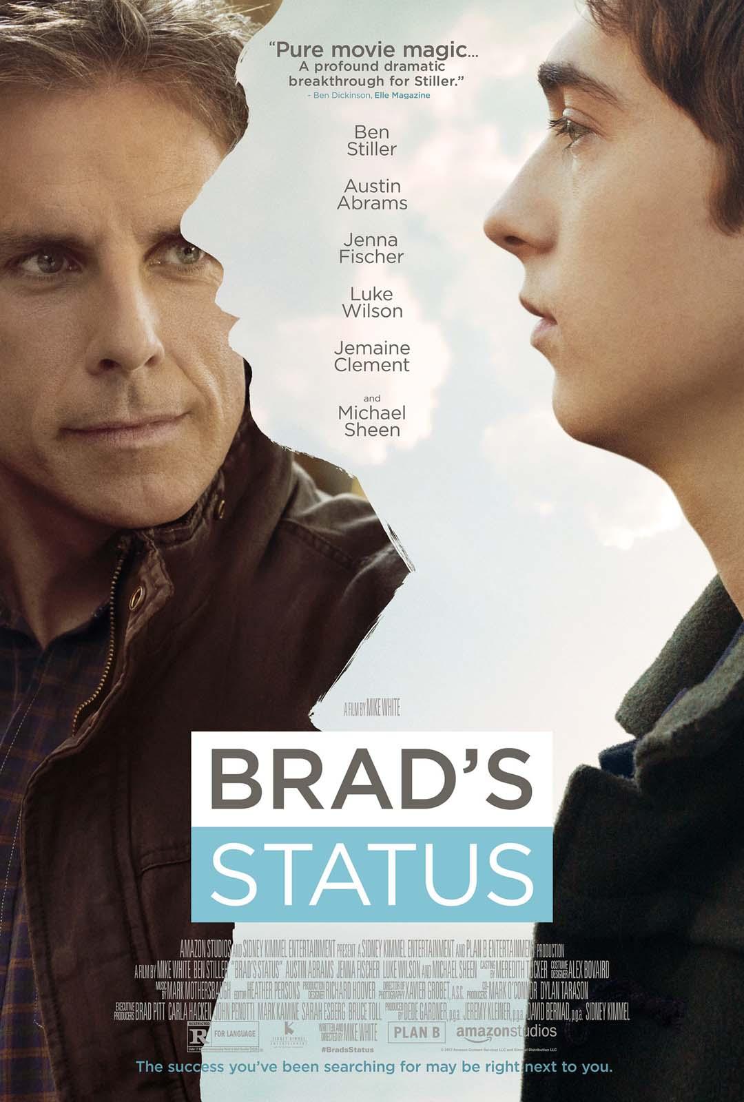 Brad's Status FRENCH DVDRIP 2017