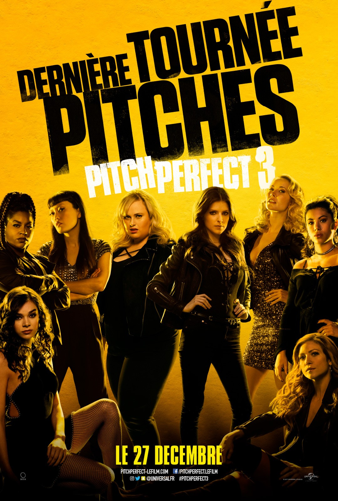 Pitch Perfect 3 FRENCH BluRay 720p 2018