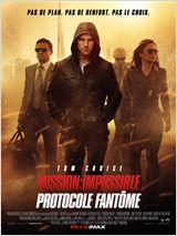 Mission : Impossible 4 - Protocole fantôme VOSTFR DVDRIP 2011