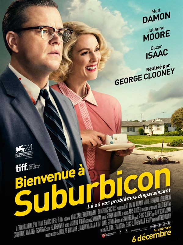 Bienvenue à Suburbicon FRENCH BluRay 1080p 2018
