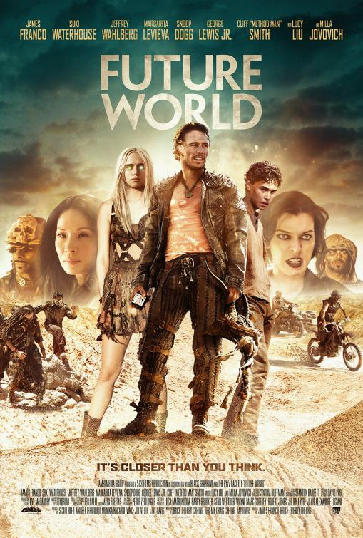 Future World FRENCH BluRay 1080p 2018