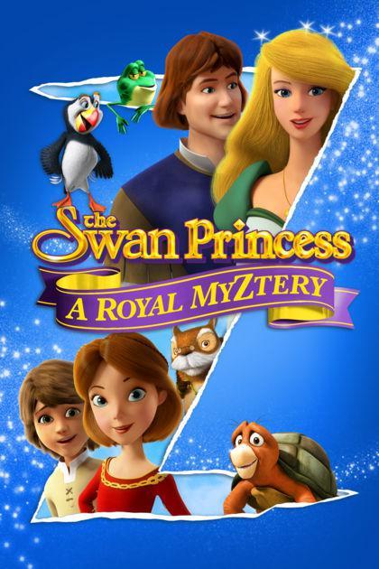 Le Cygne Et La Princesse : Un Myztère Royal FRENCH WEBRIP 1080p 2018