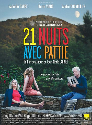 21 nuits avec Pattie FRENCH BluRay 720p 2015