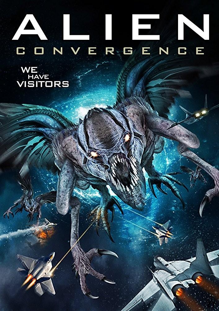 Alien Convergence FRENCH WEBRIP 2017