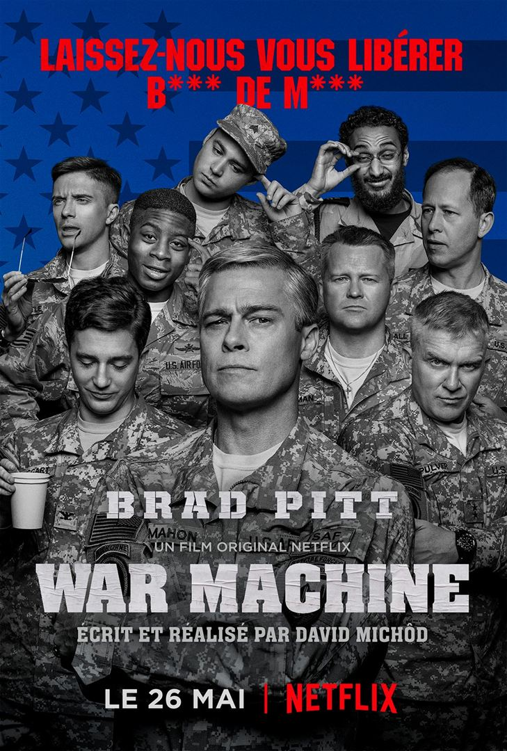 War Machine FRENCH WEBRIP 2017