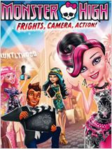Monster High - Frisson, caméra, action ! FRENCH DVDRIP 2014