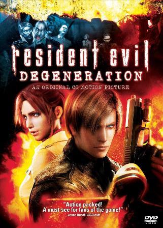 Resident Evil - Degeneration FRENCH DVDRIP 2008