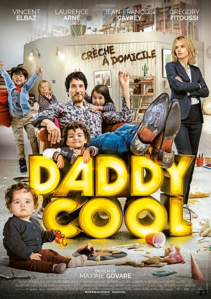 Daddy Cool FRENCH DVDRIP 2018