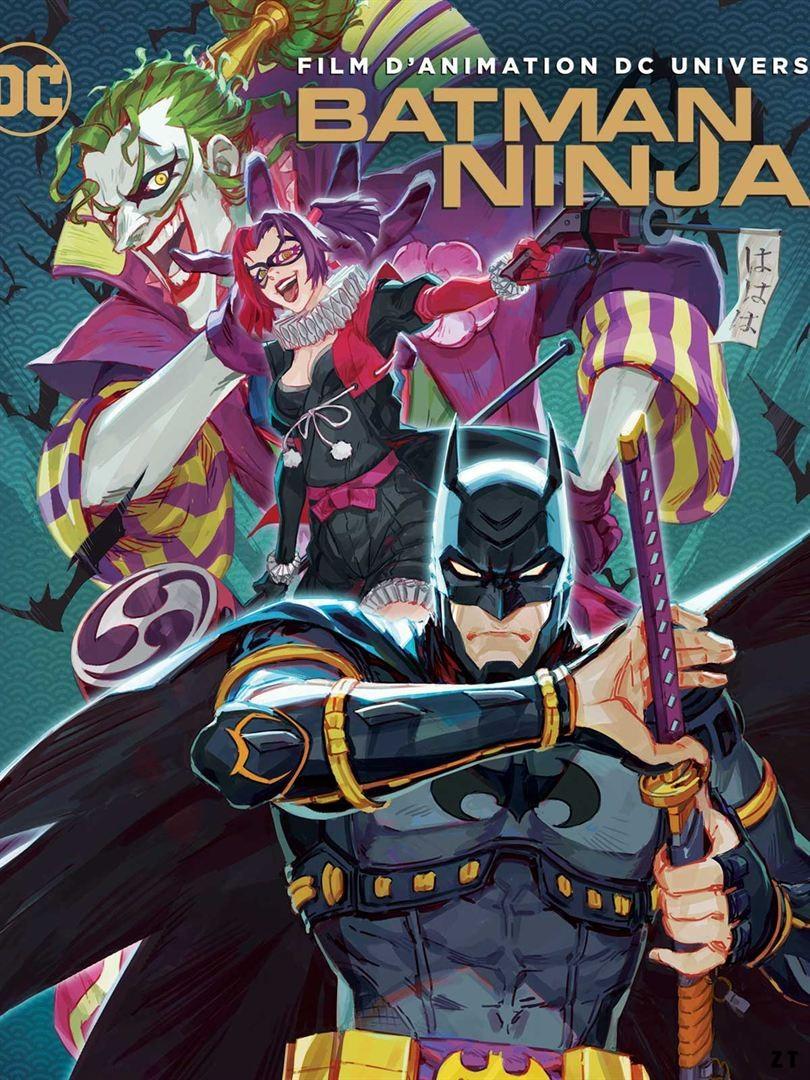 Batman Ninja FRENCH BluRay 1080p 2018