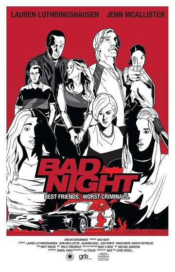 Bad Night TRUEFRENCH DVDSCR 2015