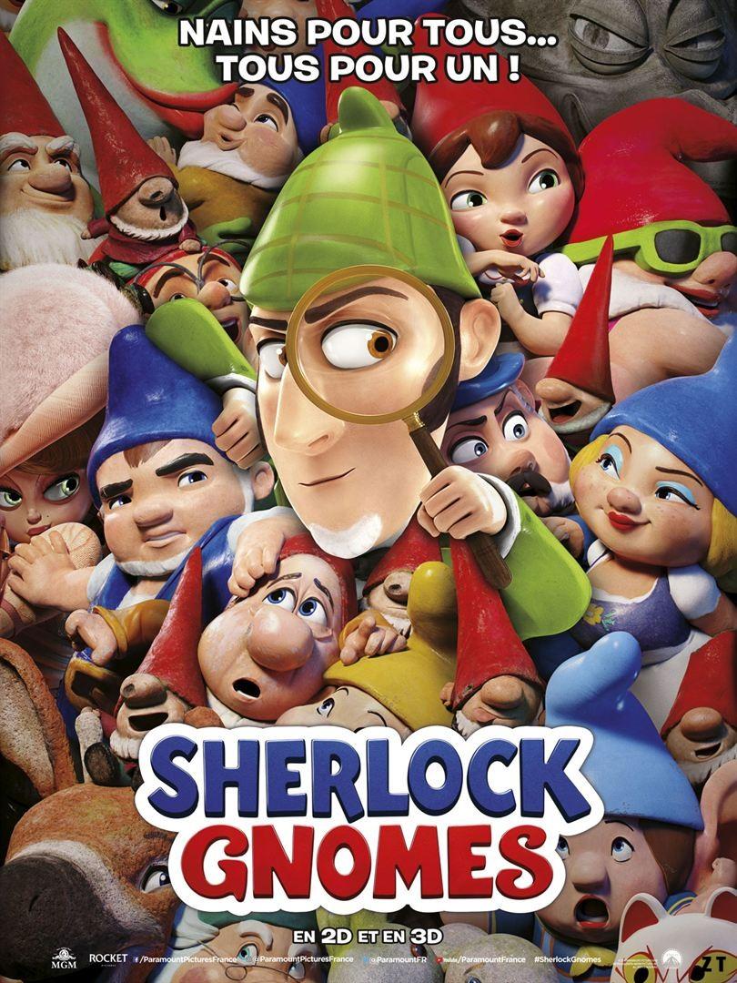 Sherlock Gnomes FRENCH BluRay 1080p 2018