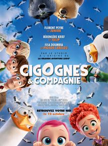 Cigognes et compagnie (Storks) FRENCH BluRay 1080p 2016