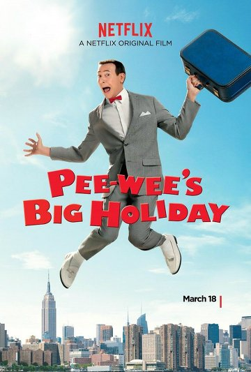 Pee-wee's Big Holiday FRENCH WEBRIP 2016