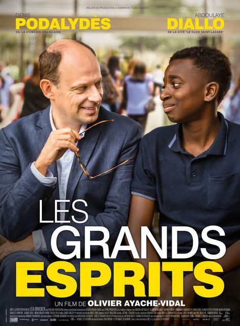 Les Grands Esprits FRENCH WEBRIP 2018