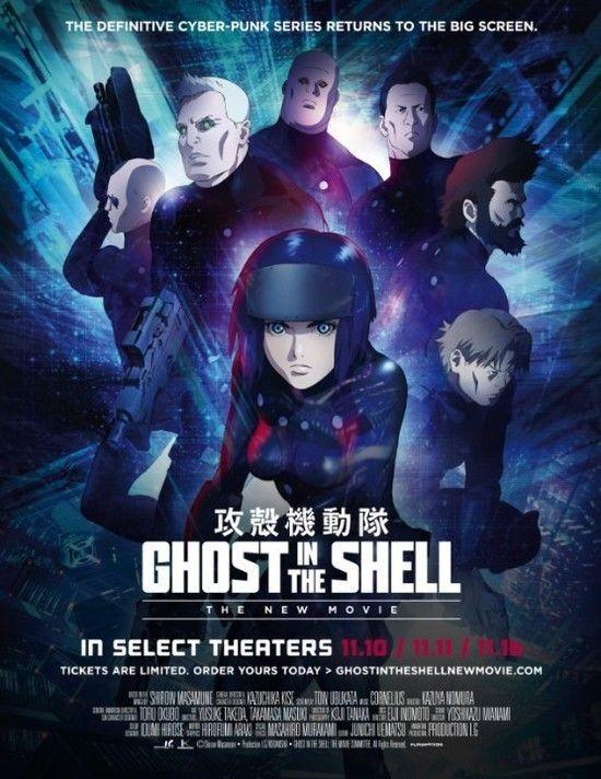 Ghost in the Shell: The New Movie FRENCH DVDRIP 2017
