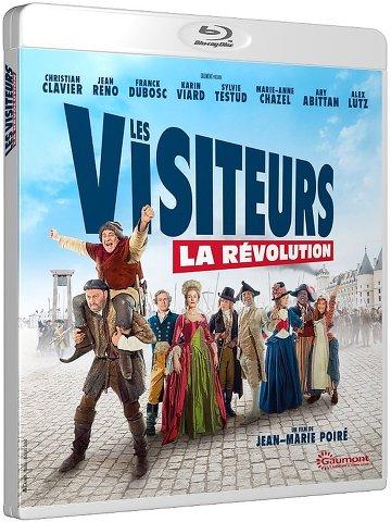 Les Visiteurs - La Révolution FRENCH BluRay 1080p 2016