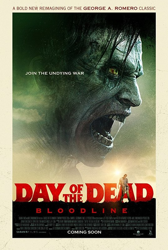 Day of the Dead: Bloodline FRENCH WEBRIP 2018