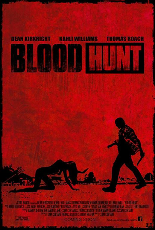 Blood Hunt VOSTFR DVDRIP x264 2018