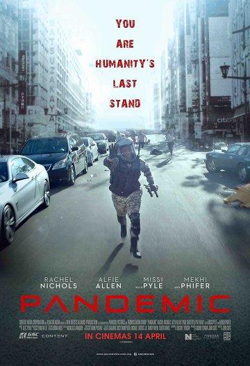 Pandemic VOSTFR DVDRIP 2016
