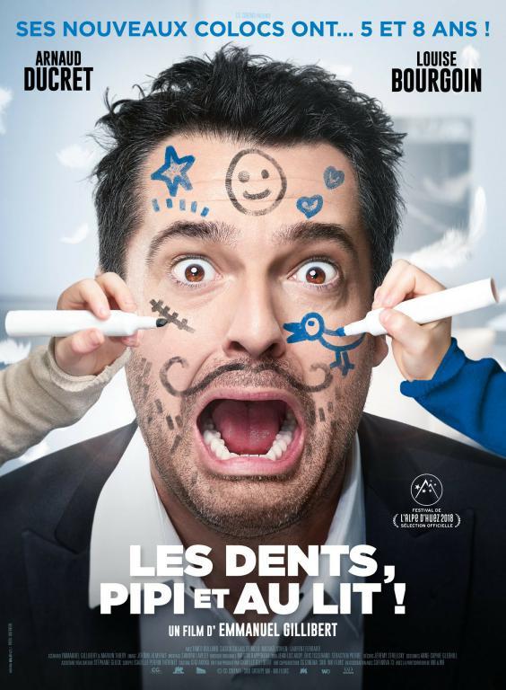 Les dents, pipi et au lit FRENCH DVDRIP x264 2018