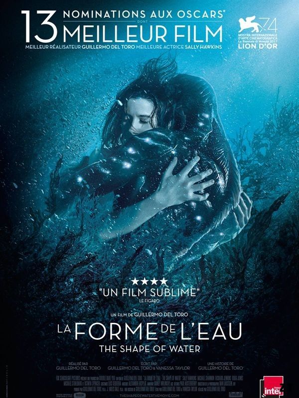 La Forme de l'eau - The Shape of Water FRENCH WEBRIP 2018