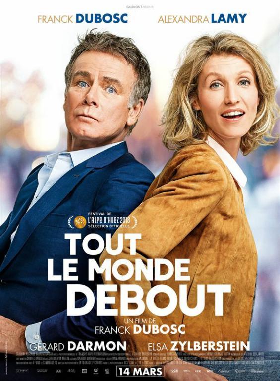 Tout le Monde Debout FRENCH DVDRIP 2018