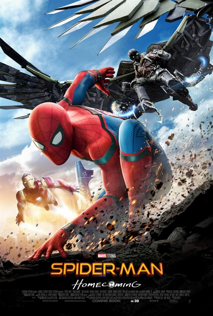 Spider-Man: Homecoming FRENCH DVDRIP x264 2017