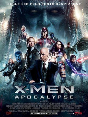 X-Men: Apocalypse VOSTFR Bluray 720p 2016