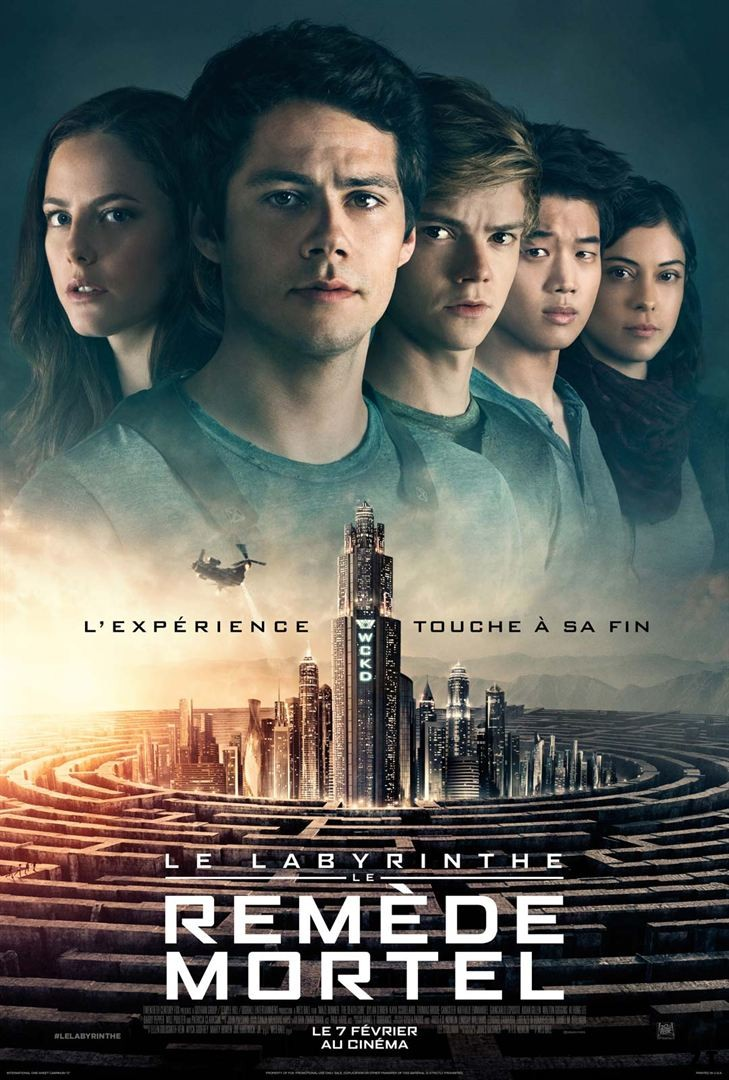 Le Labyrinthe 3 : Le remède mortel TRUEFRENCH DVDRIP 2018