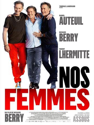 Nos femmes FRENCH DVDRIP x264 2015